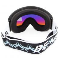 Quality Professiona Adult Youth Snowboard Goggles With PC Lens TPU Frame for sale