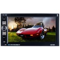 Ouchuangbo 6.2 inch navigation android 5.1 for DVD multi-point touch gps mirror