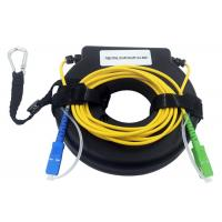 Wholesale Mini OTDR Launch Fiber Optic Tools Testing Box SC LC FC 500 Meter Fault Location E2000 from china suppliers