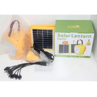 Wholesale Hand Held Solar Powered Lights Universal Long Extend Cables Convenient Operation from china suppliers