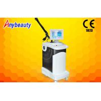Co2 Fractional Laser acne scar removal and Vaginal Tighte F7 vertical model machine with RF tube for sale