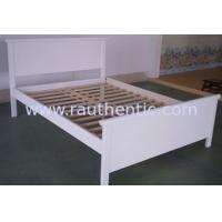 Wholesale Simple Personalized Pretty Wood Frame Bed Solid Wood Daybed For Girls 192 * 137cm from china suppliers