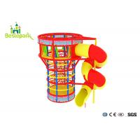 Wholesale Amusement Park Large Indoor Playground Children's Spider Tower / Kids Play Equipment from china suppliers