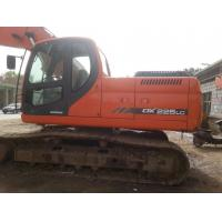 Quality USED DOOSAN DX225LC-7 EXCAVATOR FOR SALE for sale