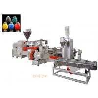 Wholesale Double Stage Filler Masterbatch Production Line Temperature Control System from china suppliers