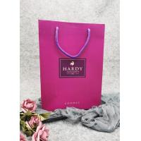 China High Grade Thick Paper Wine Gift Bags Custom Recycled Paper Bags With Logo for sale