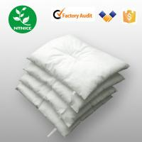 China ISO 9000:2008 100% PP white industrial oil Spill Control Absorbent pillow on sale