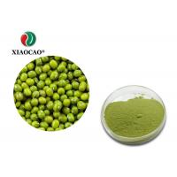 China Providing Energy Organic Mung Bean Isolate Protein With Good Nutritional Balance for sale
