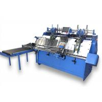 China Endsheet tipping machine paper inserting gluing for book binding for sale