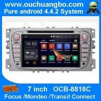 Wholesale Ouchuangbo Car Stereo Radio GPS Navi Wifi Ford Focus /Mondeo /Transit Connect Android 4.4 from china suppliers