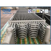Buy cheap Durable SGS Standard Finned Tube Heat Exchanger For Industrail Power Plant from wholesalers