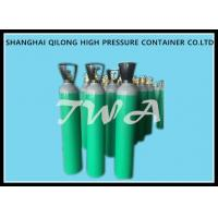 China 13.4L Standard Argon Welding Cylinder High Pressure 580mm Height for sale