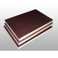 Buy cheap Hot sale poplar core cheap film faced plywood for construction laminated marine plywood prices from Wholesalers