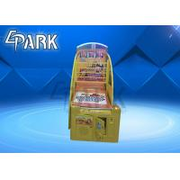 Hardware Material Basketball Shooting Game Arcade Machine For Amusement Park for sale