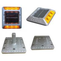 China special design aluminum solar road stud with super bright LED light, multi color are avaliable on sale