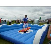 Wholesale Wonderful Waterproof Inflatable Surfboard Simulator For Outdoor Blow Up Games from china suppliers