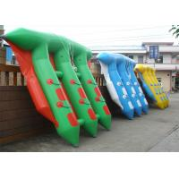 Wholesale Amazing Inflatable Banana Boat Fly Fish / Logo Printed Flying Fish Tube from china suppliers