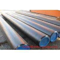 Quality ASTM A105 A106 Gr.B API Seamless Carbon Steel Pipe 12 Inch 5S - XXS black oil pipe for sale