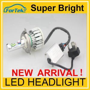 Buy cheap 2014 HOT SALE! CREE 9005/9006 12v led headlight headlamp Super Bright from wholesalers