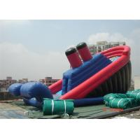 Wholesale Amazing 10M Durable Commercial Pirate Ship Inflatable Slide For Childs from china suppliers