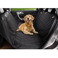 Wholesale Comfortable Pet Hammock Car Seat Cover , Cat Dog Seat Covers For Cars from china suppliers