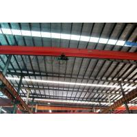 Quality LDX1t-12m Single Girder Overhead Cranes for machinery works/ Workshop / Warehouse / Station for sale