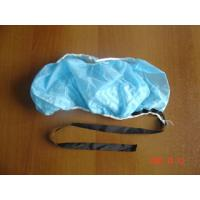 Buy cheap Anti Skid Non Woven ESD Grounding Disposable Shoe Covers With Conductive Ribbon from wholesalers