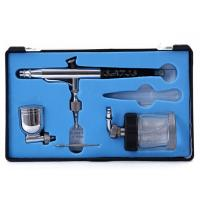 Wholesale Model 134 Dual Action Airbrush with 7cc / 22cc Side Cup 0.3mm Tip , Model / Craft / makeup from china suppliers