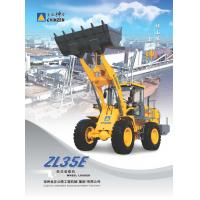 Wholesale 3t wheel loader, CHiNZEN brand construction machines, loading capacity 3ton, bucket size 1.8 cbm from china suppliers