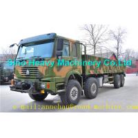 Wholesale WITH ISO CCC APPROVAL All Wheel Heavy Equipment Trucks 8x8 371hp EuroII 50t Sinotruk HOWO  Brand from china suppliers