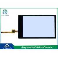 Wholesale Small Capacitive LCD Touch Screen Panel USB Black Frame Anti Glare Glass from china suppliers