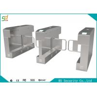 Wholesale Economic Intelligent Supermarket Swing Gate Barrier Bi-Directional Smart Turnstile from china suppliers
