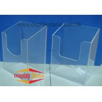 Wholesale Customized Eco-Friendly Counter Acrylic POP Displays Box for Acrylic Brochure Holder from china suppliers