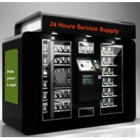 Wholesale Unique Solution Automatic Vending Machine Service Kiosk Support Interactive GUI / App from china suppliers