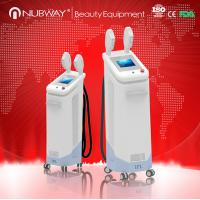 shr 2800w professional 2 handpiece e-light lamp 1Mhz ipl shr machine with ice-light for sale
