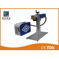 Buy cheap Glass Fiber Laser Marking Systems 50w PCB Laser Marking Machine With Original from wholesalers