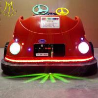 Wholesale Hansel hot selling stuffed electric 2 seats mini bumper car for sale from china suppliers