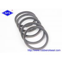 Quality SPG Hydraulic Piston Seals , Hydraulic Cylinder Piston Rings Oil Seal Edge for sale