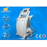 Wholesale Salon E-Light Ipl RF Hair Removal Machine / Elight Ipl Rf Nd Yag Laser Machine from china suppliers