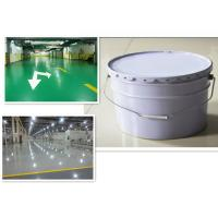 Wholesale Custom Supercoat Industrial Floor Paint , White Floor Paint For Electronics Factory from china suppliers