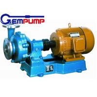 Wholesale Clean Water Pump AFB Horizontal Synthetic fiber industry 0.75~55 KW Speed from china suppliers