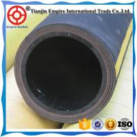 Wholesale High quality High pressure hear resistant steam rubber fiber braided pipe hose for steam deliver from china suppliers
