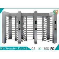 Wholesale Luxury Waterproof Smart Full Height Turnstile Suitable For Intelligent from china suppliers