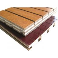 China Building Material Aluminum Fiberglass Acoustic Mineral Ceiling Tile Acoustic Wood Wall Panels on sale