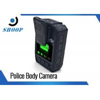Quality 64GB Water Resistant HD Body Camera 1296P Body Worn Camera With Night Vision for sale