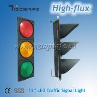 """Wholesale 300mm (12"""") High-Flux LED Traffic Signal (TP-JD300-3-303HP) from china suppliers"""