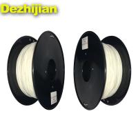 Wholesale 1.75 / 3mm 3D printing TPE Flexible plastic filament 1kg 2.2lb Rolls for DIY 3D printer from china suppliers
