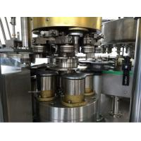 Quality Multi Head Food Filling Machine Aluminum Pop Can Beverage Filling Equipment for sale