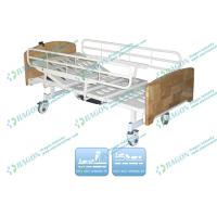 Wholesale Luxury Electric ICU hospital bed for home use , automatic Hospital Equipment bed from china suppliers