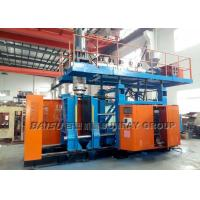 Pressure Vessel Filter Plastic Water Tank Manufacturing Machine 19.5T Weight